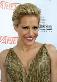 Brittany Murphy at the Actors Fund of America's 10th Annual Tony Awards dinner.
