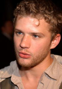 Ryan Phillippe at the Fulfillment Fund.