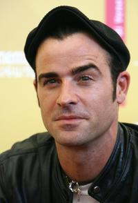 Justin Theroux at the 63rd Venice International Film Festival photocall of