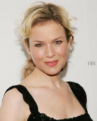"Renee Zellweger at the ""Miss Potter"" film premiere in New York City."