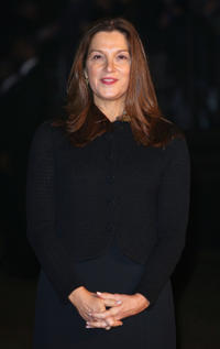 Producer Barbara Broccoli at the after party of the Royal world premiere of