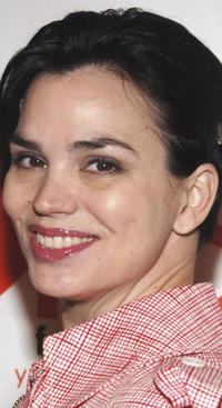 Karen Duffy at the Rhapsody In Red: Celebrating How Women Go Red Party.