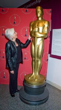 Olympia Dukakis at the Monday Nights With Oscar 20th Anniversary of 'Moonstruck.