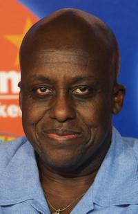 Bill Duke at the ABC Primetime Preview Weekend at Disney's California Adventure.