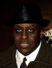 Bill Duke at the screening of the 25th Anniversary restrospective of the television series