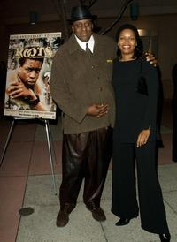 Bill Duke and his wife Shelia Moses at the screening of the 25th Anniversary restrospective of the television series