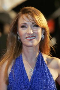 Jane Seymour at the Orange British Academy Film Awards.