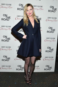 Kirsten Dunst at the New York premiere of