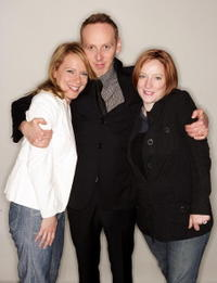 Amy Ryan, Ewen Bremner and Director Siofra Campbell at the 5th Annual Tribeca Film Festival.