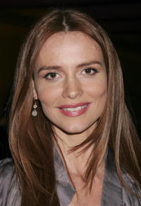Saffron Burrows at the Lambda Legal Liberty Awards at the Directors Guild of America in West Hollywood.
