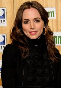 Eliza Dushku at the Entertainment Weekly's Sundance Party held at the Legacy Lodge during the 2008 Sundance Film Festival.