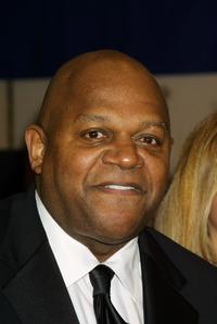 Charles S. Dutton at The Museum of Television and Radio's annual gala.