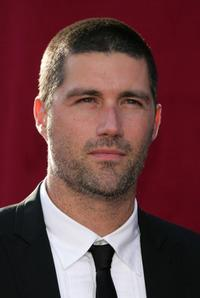 Matthew Fox at the 56th Annual Primetime Emmy Awards.