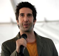 David Schwimmer at the John Varvatos 3rd Annual Stuart House Charity Benefit.