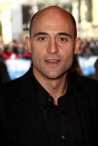Mark Strong at the premiere of