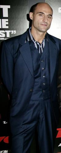 Mark Strong at the UK premiere of