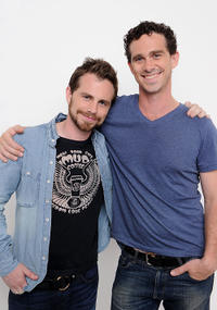 Rider Strong and Shiloh Strong at the Tribeca Film Festival 2011 in New York.