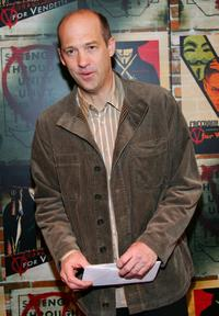 Anthony Edwards at the premiere of