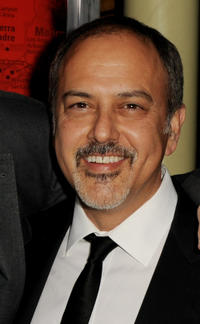 Producer Michael A. Helfant at the California premiere of