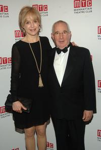 Jill Eikenberry and and Michael Tucker at the Manhattan Theatre Club Spring Gala at the Hilton Hotel.
