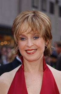 Jill Eikenberry at the NBC 75th Anniversary celebration taking place live in Studio 8H in Rockefeller Center in New York City.