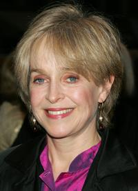 Jill Eikenberry at the after party for the opening night of the Broadway play