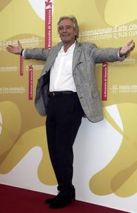 Pierre Arditi at the photocall to promote the film