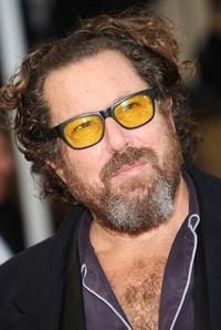 Julian Schnabel at the 14th Annual Screen Actors Guild Awards.