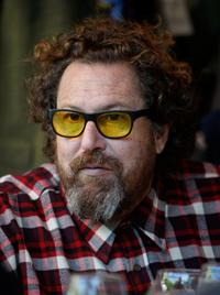 Julian Schnabel at the 60th Annual DGA Awards.