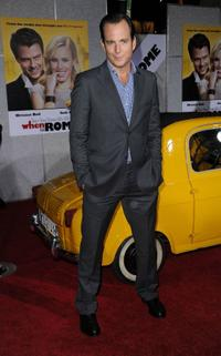 Will Arnett at the California premiere of