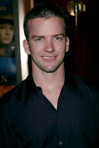 Lucas Black at the NY premiere of