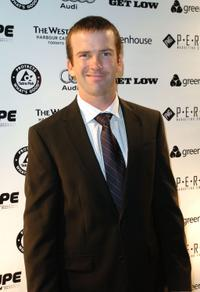 Lucas Black at the after party of the premiere of