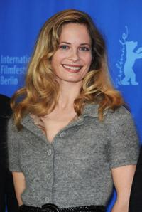 Maria Bonnevie at the photocall of