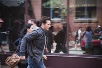 Jaimie Alexander as Lucy and Peter Facinelli as Bobby in ``Loosies.''