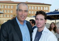 Gary Newman and Peter Facinelli at the Twentieth Century Fox Television's New Season Party.