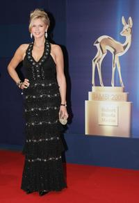 Veronica Ferres at the Bambi Awards 2005.