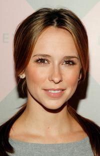 Jennifer Love Hewitt at the Diamond Information Center and InStyle luncheon.