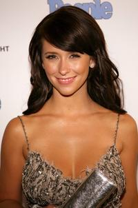 Jennifer Love Hewitt at the 10th Annual Entertainment Tonight Emmy party.