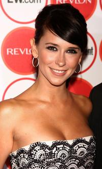 Jennifer Love Hewitt at the Entertainment Weekly's 4th Annual Pre-Emmy party.