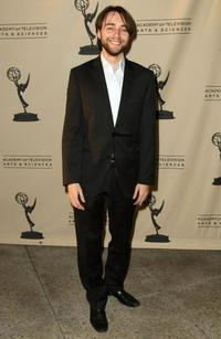 Vincent Kartheiser at the Academy of Television Arts and Sciences panel discussion.