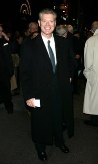 Stephen Lang at the play opening of