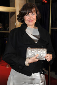 Anne Le Ny at the 37th Cesar Film Awards in France.