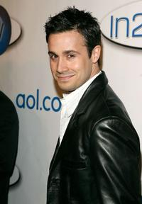 Freddie Prinze, Jr. at the Aol and Warner Bros. Launch of In2TV.