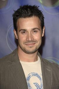 Freddie Prinze, Jr. at the ABC Winter Press Tour All Star party.