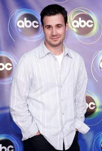 Freddie Prinze, Jr. at the ABC TCA party.
