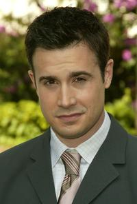 Freddie Prinze, Jr. at the ABC Upfront.