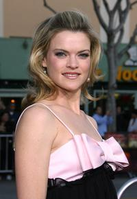 Missi Pyle at the premiere of