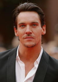 Jonathan Rhys Meyers at the 2nd Rome Film Festival.