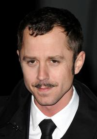 Giovanni Ribisi at the London premiere of