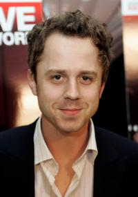 Giovanni Ribisi at the premiere of
